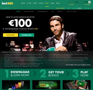 bet365 покер