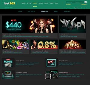 bet365 казино